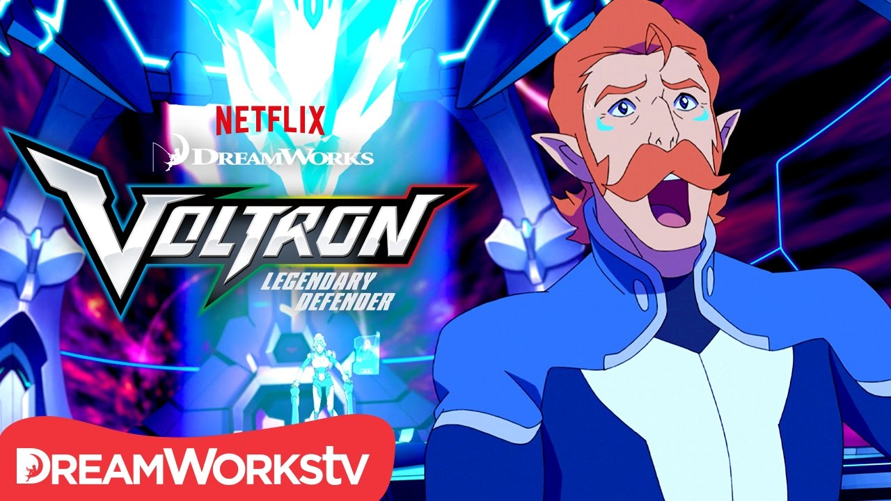 Wormhole Catastrophe | DREAMWORKS VOLTRON LEGENDARY DEFENDER