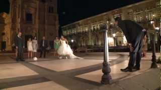 Matrimonio divertente fotografo matrimonio Catania - Orizzonti Fotografici