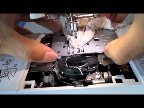 Correcting MistakesJammed Fabric Brother Sewing Machine YouTube Amazing Fix Brother Sewing Machine