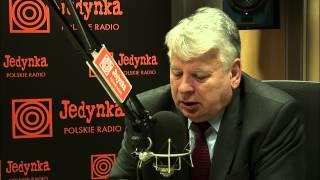 Borusewicz: referendum zaktywizuje młodych (Jedynka)