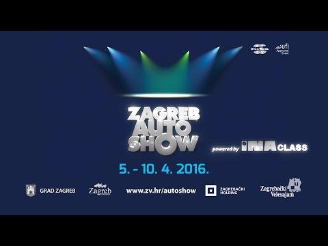 ZAGREB AUTO SHOW 2016 [Hrvatska verzija]