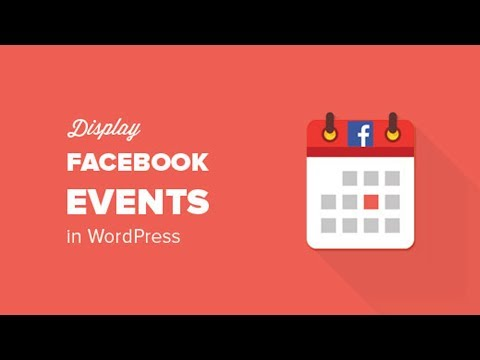 How to Display Facebook Events on Your WordPress Site - 동영상