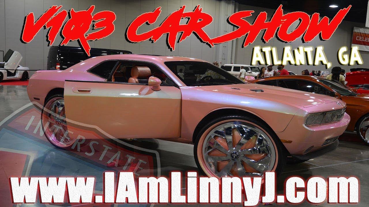 V Car Bike Show Atlanta GA YouTube - Car show atlanta ga