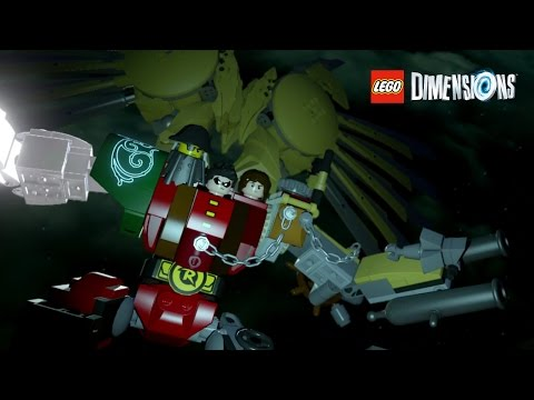 LEGO: Dimensions - The End is Tri - Part 21 [PS4 Gameplay, Commentary]
