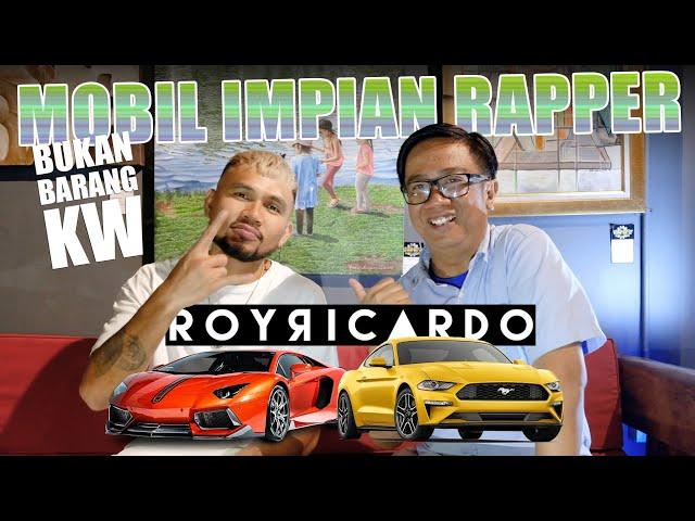 Roy Ricardo Bicara Mobil Pertama Sampai Mobil Impian