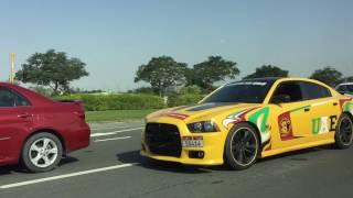 Dubai Traffic UAE Fast Cars Sports Cars