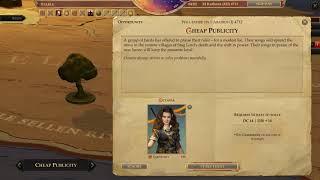 Pathfinder: Kingmaker - Opportunity Cheap Publicity 2 (Octavia) (Triumph)