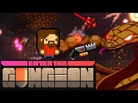 Enter the Gungeon | A Second Floor?!