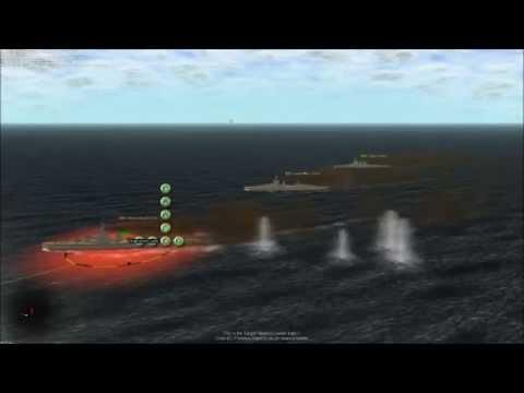 Jutland Game: Computer Generated Battle