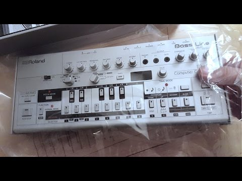 DON'T BUY ROLAND TB-03 or good? Review-DAW-Sound Check