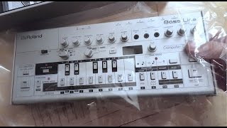 Download lagu DON T BUY ROLAND TB 03 or good Review DAW Sound Check MP3