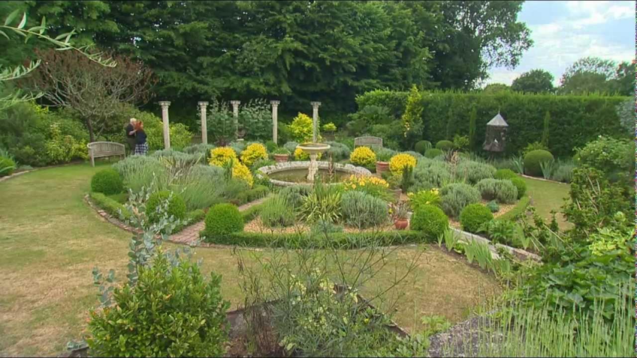 jardin de normandie jardins de la mansoni re youtube. Black Bedroom Furniture Sets. Home Design Ideas