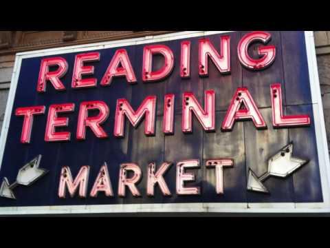 Timothy Lie - Reading Terminal Market