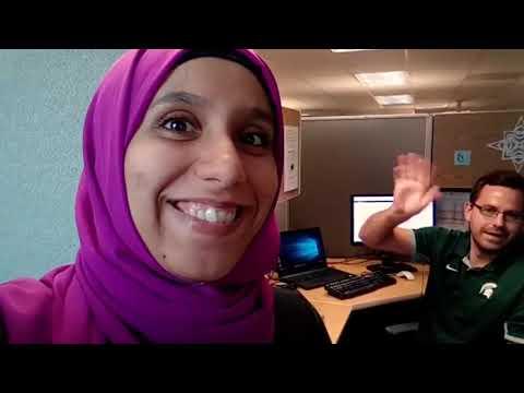 Coolest Job Ever | Meet Technology Analyst  Nada Abulibdeh