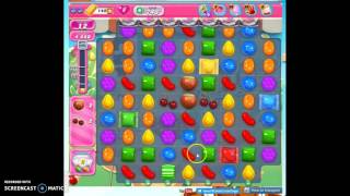 Candy Crush Level 743 help w/audio tips, hints, tricks
