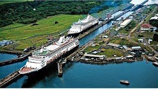 বিস্ময়কর পানামা খাল  বিশ্ববাণিজ্যের এক গুরুত্বপূর্ণ রুট | How Does the Panama Canal Work? Meghna TV