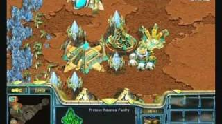 Map: Colosseum II Movie (Protoss) - Name: 진영화 (Jin Young Hwa) - ...