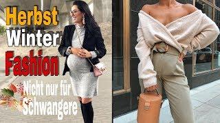 Herbst - Winter Fashion Try On Haul I Keine Umstandskleidung während der Schwangerschaft