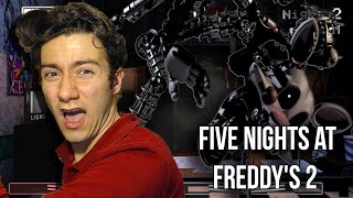 BEN GİDİYOM YA!! - Five Nights At Freddy's 2 +15