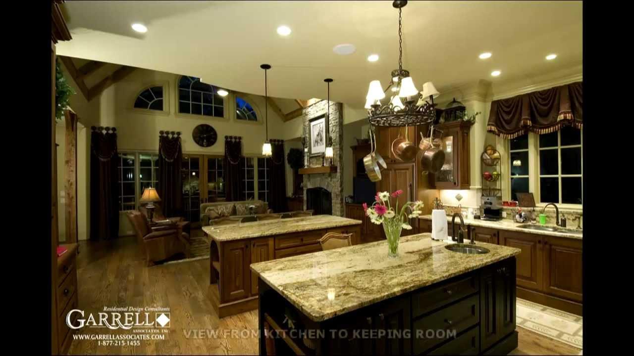 HAVENHURST HOUSE PLAN BY GARRELL ASSOCIATES INC MICHAEL W GARRELL GA 74  YouTube