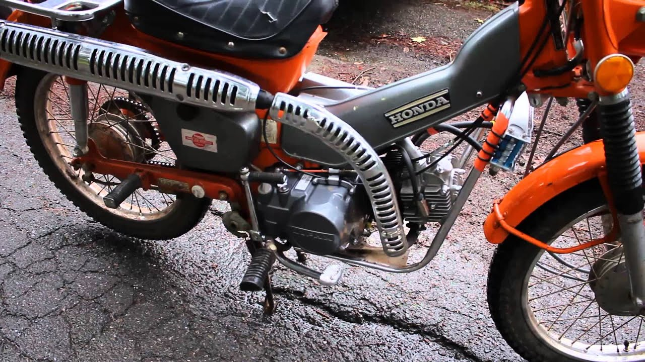 1975 honda ct90 wiring diagram 7 way connector lifan 140cc conversion final update build complete