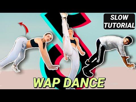 WAP - Cardi B Tik Tok Dance Tutorial (PART 2) Step by Step Online Class For Beginners