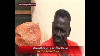 Idowu Otubusie - Ex IICC amp GREEN EAGLES