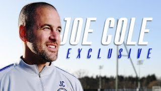 """EXCLUSIVE: """"Exciting Times!"""" - Joe Cole's First Interview As Chelsea Coach"""