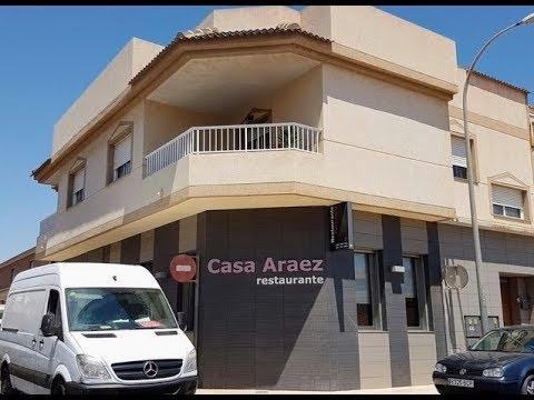 Restaurantes en el pilar de la horadada casa araez youtube - Casas en pilar dela horadada ...