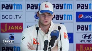 Smith apologises for letting emotions falter
