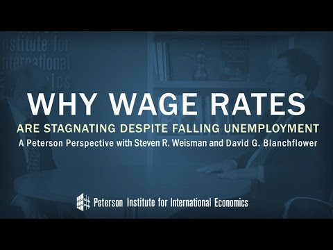 Why Wage Rates Are Stagnating Despite Falling Unemployment