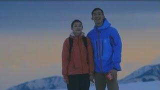 ツアーの目玉である、「雪の大谷」がある立山に向かう一行。 だが、大混...