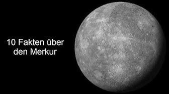 10 Fakten über den Merkur