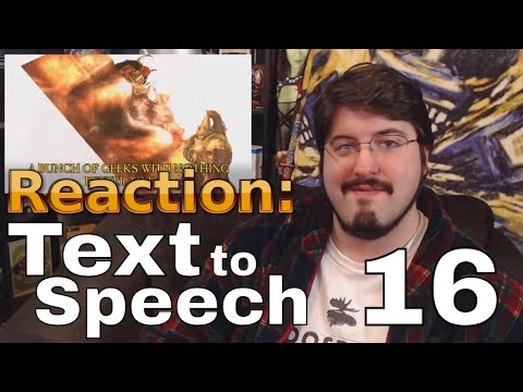 If the Emperor had a Text to Speech Device Ep.16: #Reaction #AirierReacts