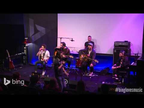 Delta Spirit - Interview (Bing Lounge)