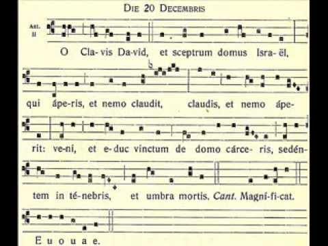 O Clavis - December 20