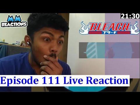 Ichigo's Dad Vs Grand Fisher!! - Bleach Anime Episode 111 Live Reaction
