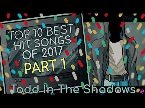 The Top Ten Best Hit Songs of 2017 (Pt. 1)