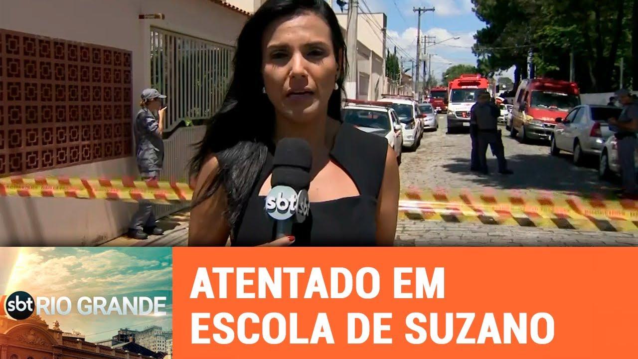 Atentado Em Escola Facebook: Atentado Em Escola De Suzano (SP) Faz 10 Vítimas