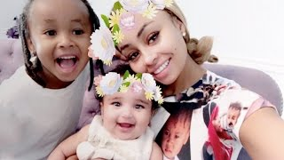 Blac Chyna | Snapchat Videos | May 14th 2017 | ft Dream Kardashian