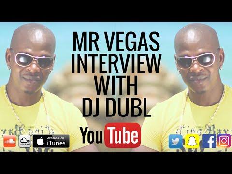 Mr Vegas Interview - Beef with Drake & Popcaan, new album & Nadia Rose