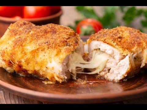 Chicken cordon bleu: the perfect idea for dinner!