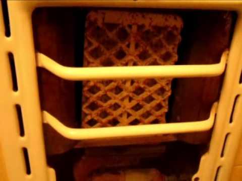 1958 Rless 7602 Gas Heater, Antique Bathroom Gas Wall Heaters