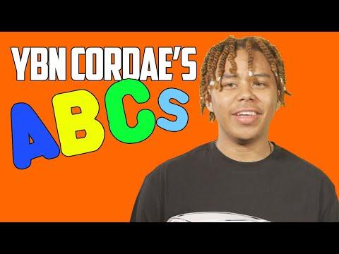 YBN Cordae's ABCs