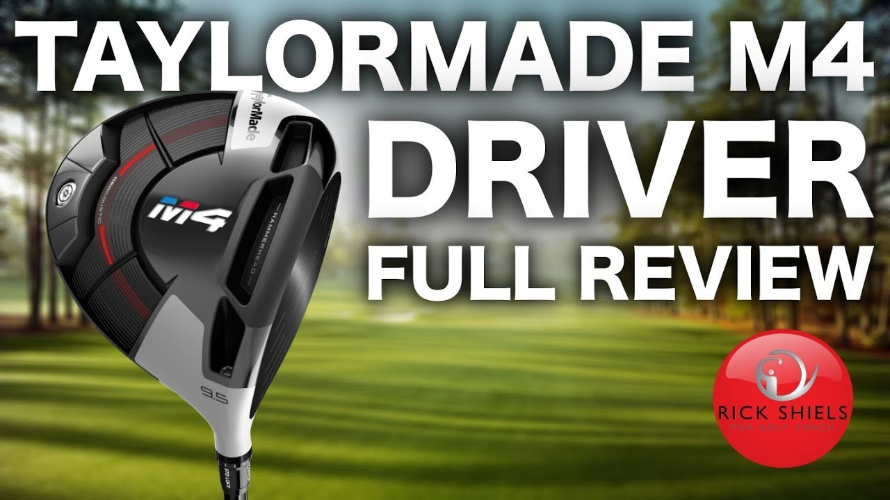 TaylorMade M4 Driver Review - [Best Price + Where to Buy