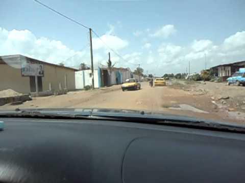 caldwell monrovia liberia