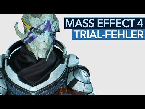 War die Trial zu Mass Effect: Andromeda ein Fehler? Wie nah ist die Demo an der Vollversion?