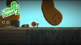 LittleBigPlanet 2 - poop king