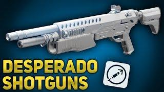 Shotguns Have Desperado? Aggressive Shotgun Breakdown (Destiny 2 Forsaken)