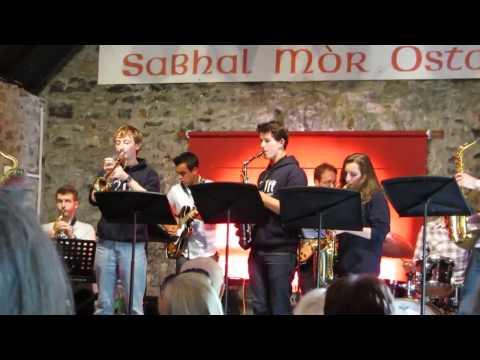 NYOS Jazz Summer School 2013 Reiss